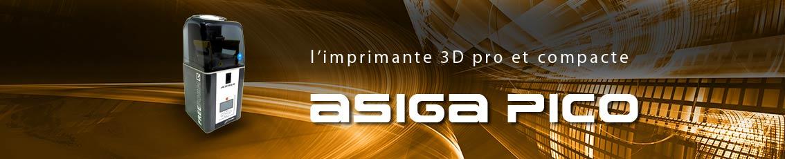 Kreos - Imprimante 3D ASIGA PICO