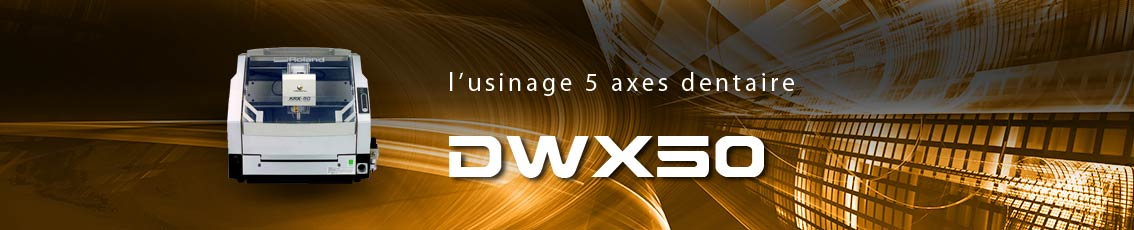 Kreos - Fraiseuse Dentaire DWX
