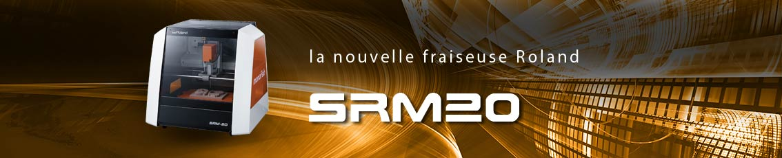 Kreos - FRAISEUSE SRM20