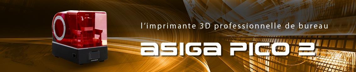 Kreos - Imprimante 3D ASIGA PICO 2