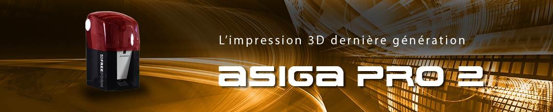 Kreos - Imprimante 3D Asiga PRO 2