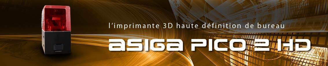 Kreos - Imprimante 3D Asiga Pico 2 HD