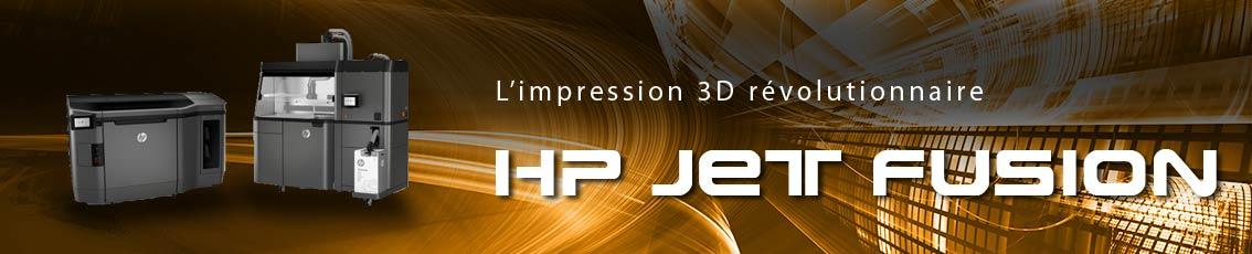 Kreos - Imprimante 3D HP Jet Fusion 4200 / 3200