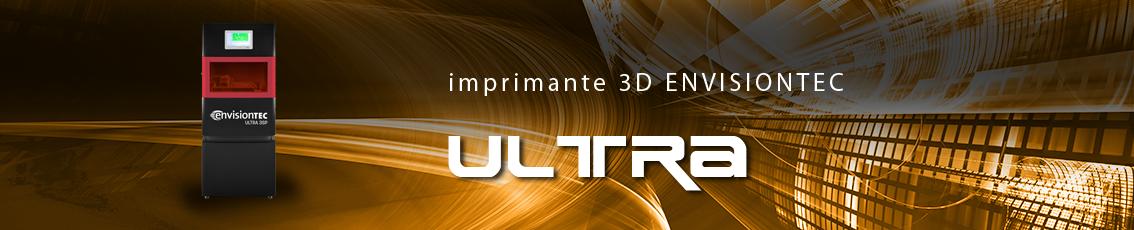 Kreos - Imprimante 3D Ultra 3SP