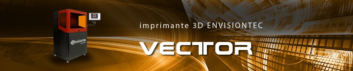 Kreos - Imprimante 3D Vector 3SP