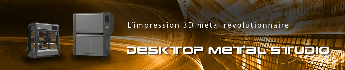 Kreos - Imprimante 3D STUDIO SYSTEM