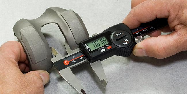 Précison et fabrication additive