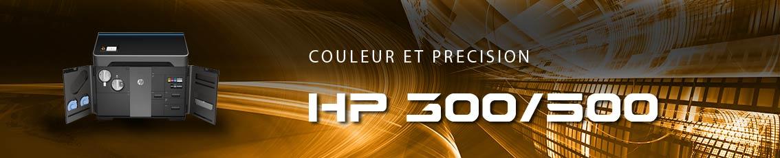 Kreos - Imprimante 3D HP Multi Jet Fusion 500/300 Couleur