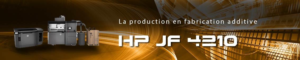 Kreos - Imprimante 3D HP Multi Jet Fusion 4210