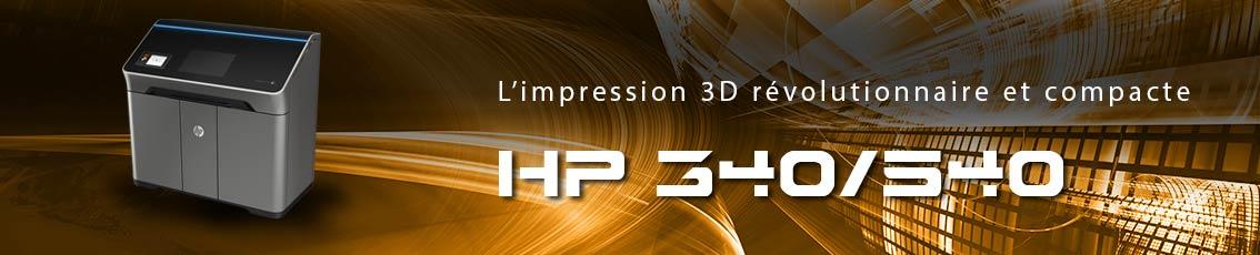 Kreos - Imprimante 3D HP Multi Jet Fusion 340/540