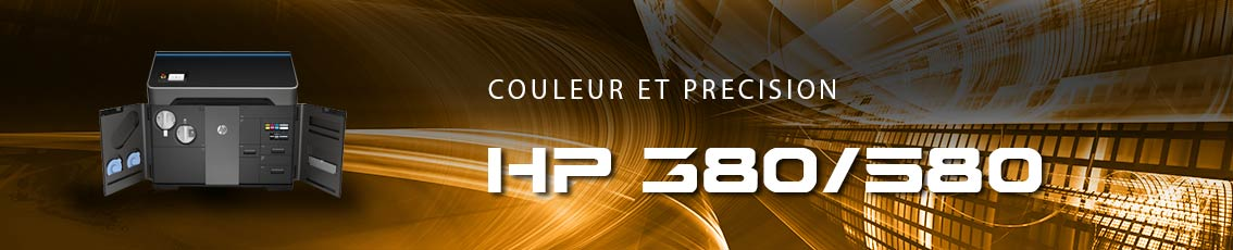 Kreos - Imprimante 3D HP Multi Jet Fusion 380/580