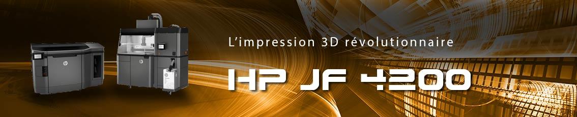 Kreos - Imprimante 3D HP Multi Jet Fusion 4200