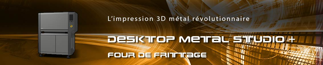 Kreos - Four de frittage Desktop Metal
