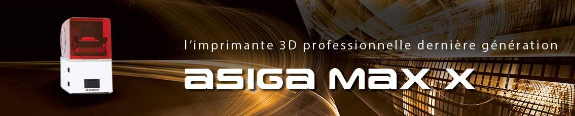 Kreos - Imprimante 3D Asiga Max X