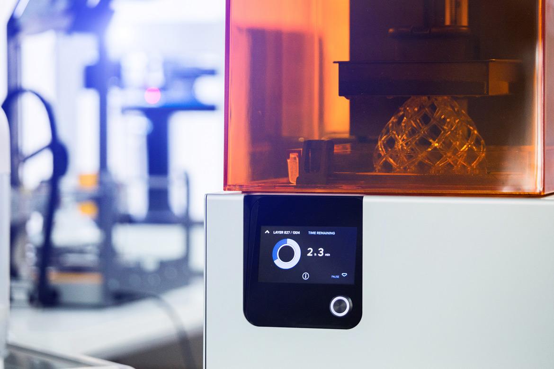 imprimante 3d resine liquide-via-stereolithographie