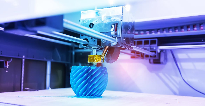 Fabrication additive objet 3D