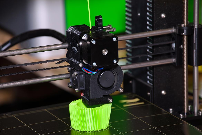 Impression 3D par dépôt de fil fondu (FDM)