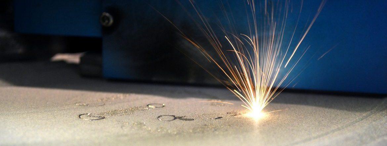 Fonctionnement d'une Imprimante metal 3D via fusion par laser sur lit de poudre