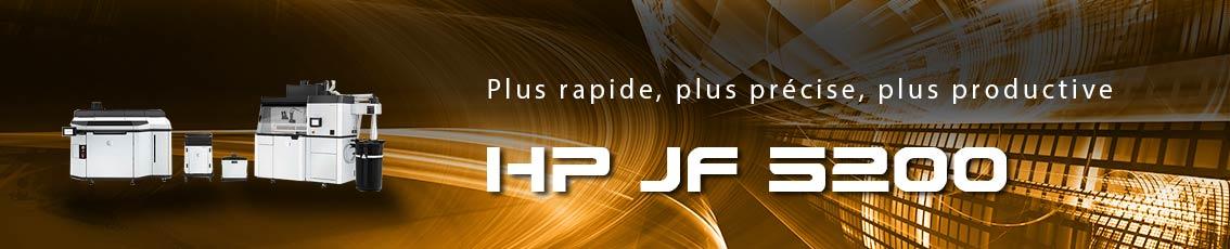 Kreos - Imprimante 3D HP Jet Fusion 5200