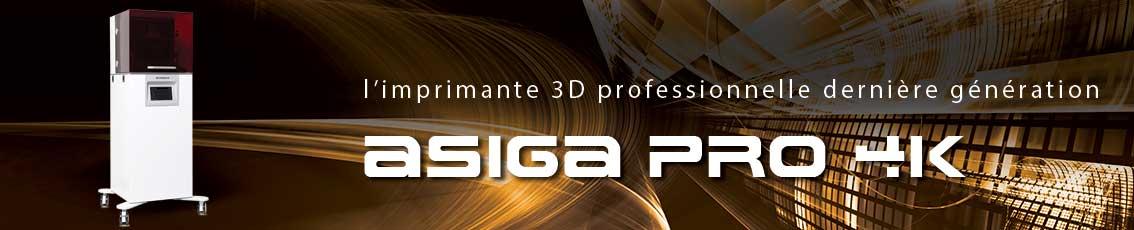 Kreos - Imprimante 3D ASIGA PRO 4K