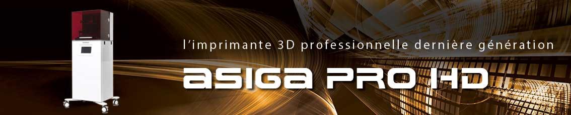 Kreos - Imprimante 3D Asiga PRO HD