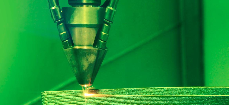 Frittage laser de métal, DMLS