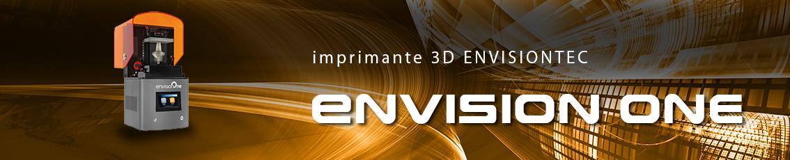 Kreos - Imprimante 3D EnvisionTec Envision ONE