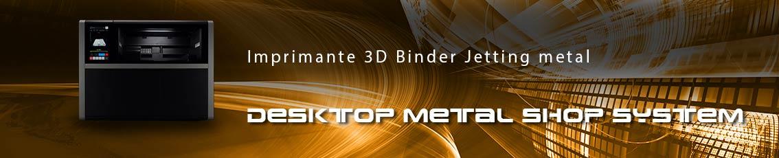 Kreos - Desktop Metal Shop System