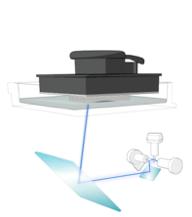 schéma mprimante 3d SLA
